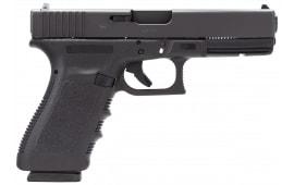 """Glock 21 SF 45 ACP Pistol, 4.6"""" FS 10rd - PF2150201"""