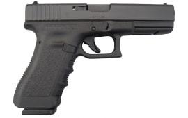 Glock 17 .9MM Cal Semi-Auto Handgun w/ F/S and (2) 17 Rd Mags PI1750203