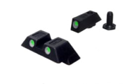 Glock OEM Factory 3 Dot Night Sights, Original Glock Manufacturer, 6.5mm
