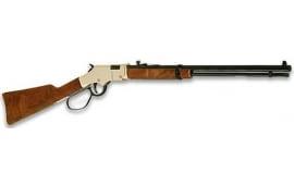 """Henry Golden Boy 22LR Rifle, 20"""" Large Loop Lever - HRAC H004L"""