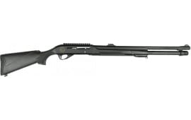 "Silver Eagle ""Gold Horse"" Semi-Auto Shotgun 12GA 24"" Barrel 5rd 3"" Chamber w/ Extended Competition Tube - GHSA1224S"