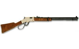 "Henry Golden Boy 22LR Rifle, 20"" Large Loop Lever - HRAC H004L"