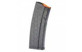 Hexmag AR-15 5.56/.223/.300 Dark Gray 30 Round Magazine - HX30ARGRY