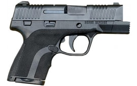"Honor Guard Sub-Compact FIST (Integrated Standoff) 9mm Luger Pistol 3.2"" Barrel Black Polymer - HG9SCF"