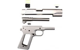 "Heavy Armor Division 1911 Government 5"" Size Pre-Fitted Base Kit - Stainless Steel"