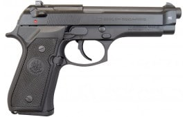 Beretta 92D NEW in Box US Police Contract Model, DAO, 9mm, Trijicon Sights, (2)15-Rnd Mags