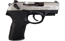 Beretta PX4 Storm F Compact Inox 9mm, (3) 15 Rd Mags JXC9F20LE - Label # HG4462E-N