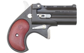 Cobra Derringer Big Bore 9mm Over/Under Black/Rosewood CB9BR