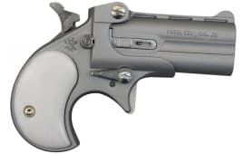 Cobra Derringer .22 L.R. ( .22 Over / Under Satin/Pearl Grips ) C22SP
