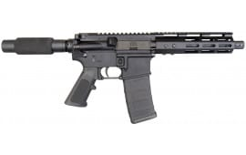 "FedArm AR-15 7.5"" Barrel Pistol with 7"" Free Float M-LOK Rail, 7.62x39- P-AR-762-003"