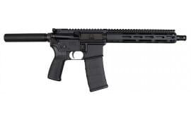 """Radical Firearms AR Pistol, 10.5"""" 5.56 NATO 1:7 M4 Barrel w/10"""" MLOK FCR Rail - FP10.5-5.56M4-10FCR"""