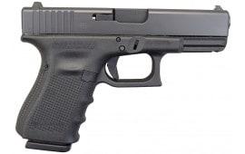 "Glock 32 Gen 4 Compact .357 SIG 4"" Barrel (3) 13 Rd Mags- PG32502"