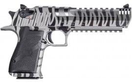 Magnum Research DE44WTS Desert Eagle 44MAG 6 White Tiger Stripe IMB