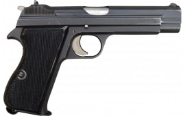 Swiss P49 Pistol, Model P210-2, Original, 9mm Caliber, C & R Eligible - VG / Ex Surplus Condition
