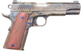 Standard Manufacturing 1911 Case Colored Engraved, .45 ACP- 1911CC1
