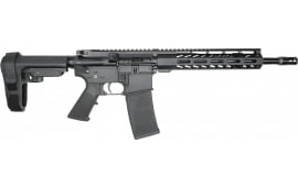 "Andro Corp Industries ACI-15 Semi-Automatic Pistol 12.5"" Barrel 5.56X45mm 30 Round - HALO BASE- 556125HB"