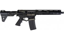 """ATI Omni Hybrid Maxx AR15 Pistol, .300 Black 10.5"""" Barrel, Black 10"""" M-Lok Rail w/Brace - ATIGOMX300ML10P4B"""