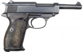 [AUCTION] Walther P38 Pistol, Original German WWII Era - 9mm Luger