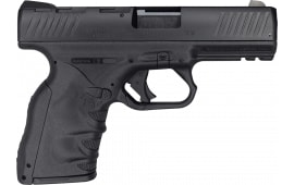 BB Tech BB6 Semi-Auto Polymer Pistol 9mm Black