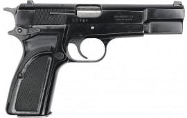 Browning Hi-Power 9mm Pistol, Original Belgian Made Police Surplus By F.N Herstal, Model MKIII, 13 Rd Mag - Various Surplus Conditions - Code HG5979