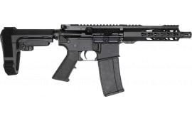 "CBC Industries Semi-Automatic AR-15 Pistol 7.5"" Barrel .223/5.56 30rd - W/ SB Tactical SBA3 Brace - 200-709"