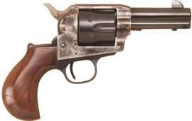 "Cimarron ca344 Thunderer .44/40 FS 3.5"" CC/BLUED WLNT Birdshd Revolver"