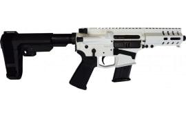 CMMG 57A1843SW Pistol Banshee 300 MK57 20rd Snow White