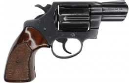 """Colt Detective Special 3rd Issue 38 SPL, 6 Shot, 2"""" Barrel, Fixed Sights, Blued Finish - Police Trade In's - *Good Condition."""