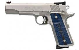 """Colt O5073XE Gold CUP Trphy 38SUP 5"""" SS"""