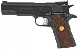Colt Defense O5873A1 Gold CUP Series 38SUPER National Match 8-SH Walnut
