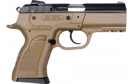"EAA 999066 Tanfoglio Witness, Polymer, 9mm 3.6"" 13rd Flat Dark Earth"