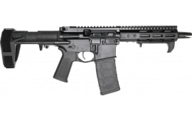 "Franklin Armory PDW-C7 AR-15 Pistol 7.5"" Barrel .223/5.56 30rd - Includes BFSIII Binary Curved Trigger, PDW Brace, & Handstop -  3128-BLK"