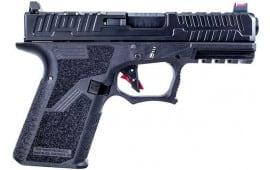 "Faxon Firearms FX-19 Patriot Compact Semi-Auto Pistol 9mm 15rd 4"" Match Grade Barrel Optics Ready Slide Night Sights - FX-19-P"