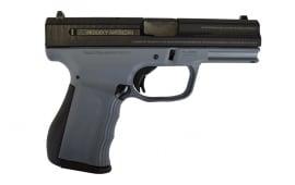 """FMK 9C1 G2 FAT 9mm Pistol, 4"""" Engraved DFM UG 14rd - FMK G9C1G2EUG"""