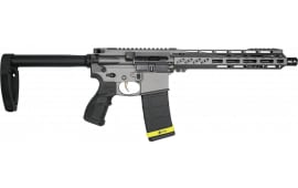 "Fostech Tiger Tungsten Semi-Automatic AR Pistol 10.5"" Barrel 5.56x45 30 Round - With AR-II Echo Trigger Installed -  6314-TUN-5.56-6226-4150-105"