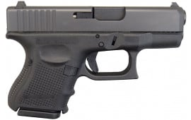 "Glock 33 Gen 4 Sub Compact .357 SIG 3.4"" Barrel (3) 9 Rd Mags- PG3350201"
