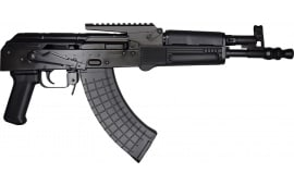 Interarms Corporation Radom Hellpup Elite, Polish AK-47 Pistol w/Built In Optic Rail, Semi-Auto, 7.62x39 - Complete with 4 -30 Rd Mags, Factory New