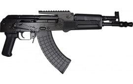 Pioneer Arms Corporation Radom Hellpup Elite, Polish AK-47 Pistol w/Built In Optic Rail, Semi-Auto, 7.62x39, (4) 30rd Mags, Factory New