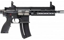 """Heckler and Koch 81000403 HK416 Pistol .22LR 8.5"""" Barrel 20rd M-LOK Black BY Umarex"""
