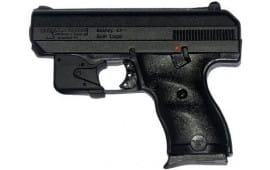 "Hi-Point 9mm CP9 Pistol, 3.5"" Barrel With Crimson Trace Trigger Guard Mount Laser - Black Polymer Grip - 916TGM"