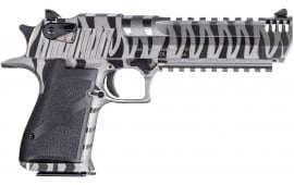 Magnum Research DE44WTS Desert Eagle 44MAG 6 White Tiger Stripe IMB