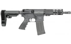 "Rock River Arms LAR-15M Semi-Automatic Pistol 7"" Barrel .223/5.56 30rd - M-LOK Handguard with SBA3 Brace - AR2132"