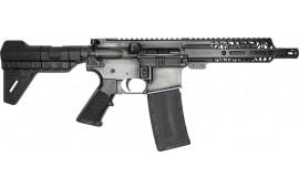 """Talon Armament TAC-TAR15 Semi-Automatic Pistol 7.5"""" Barrel .223/5.56 30rd - W/ Breach Pistol Brace - Cerakote Finish - TAC-T556-075107-DNT07BS"""