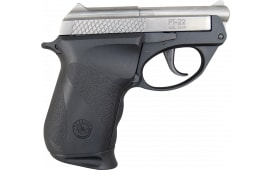 """Taurus 1220039PLY M22 Double 22 LR 2.8"""" 8+1 Black Polymer Grip Stainless Steel"""