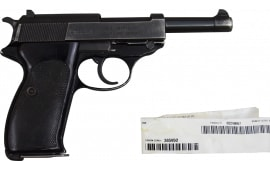 [AUCTION] German Walther P1 Pistol - 9mm - SN# 365950