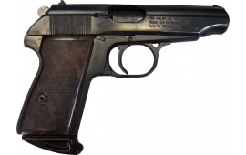 "Hungarian FEG Walam 48 .380 Pistol Semi-Auto Double Action 4"" Barrel Blue - Surplus Good Condition. C & R Eligible"