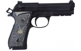 "Wilson Combat Beretta 92G Centurion Tactical DA/SA Pistol 4.3"" Barrel 9mm 17/20rd Magazines - Includes Shooters Bag"