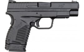 "Springfield XDS94045BE XD-S Essential Pistol .45 ACP DAO 4"" w/ 3 Mags"
