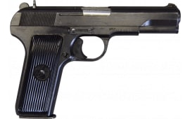 Yugoslavian M57 TT Tokarev Pistol - 7.62x25 Caliber w/ Trigger Safety - Surplus Good Condition - This SKU Is Not C&R Eligible