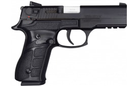 """Tisas ZIGANA K Semi-Auto Pistol, 9mm, Traditional Double Action 4.15"""" BBL W / Two 15 Rd Mags"""